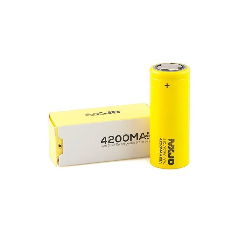Accu MXJO 26650 - 4200MAH