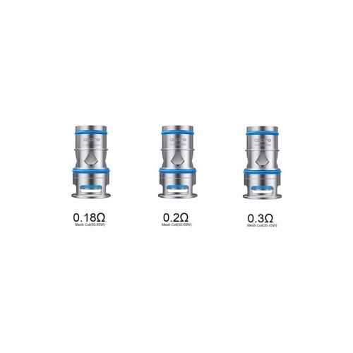 Résistances Odan 0.18Aspire (pack de 3)