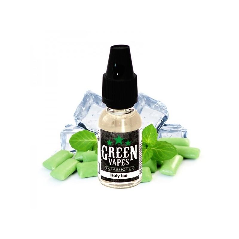 Holy Ice - Green Vapes - ModAndVap