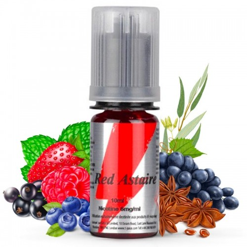 Red Astaire 10ml - T Juice