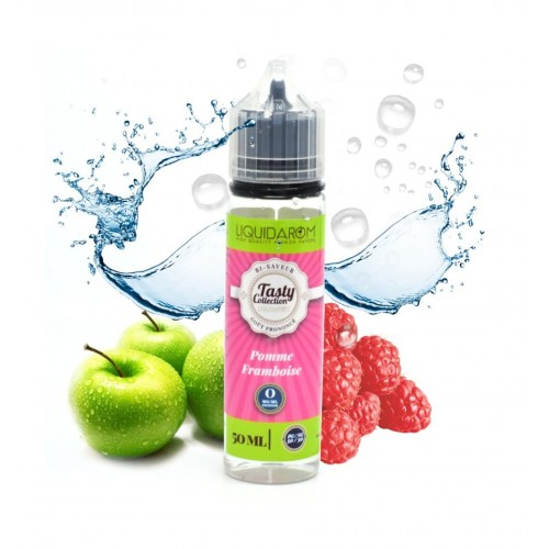 Pomme Framboise - 50ml - Tasty Collection
