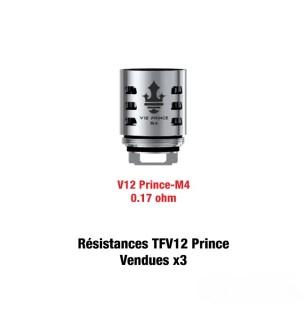 Résistances Smok - Prince V12