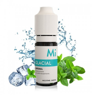 Glacial Sel de nicotine - 10ml