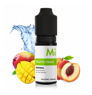 Fruits frais Sel de nicotine - 10ml