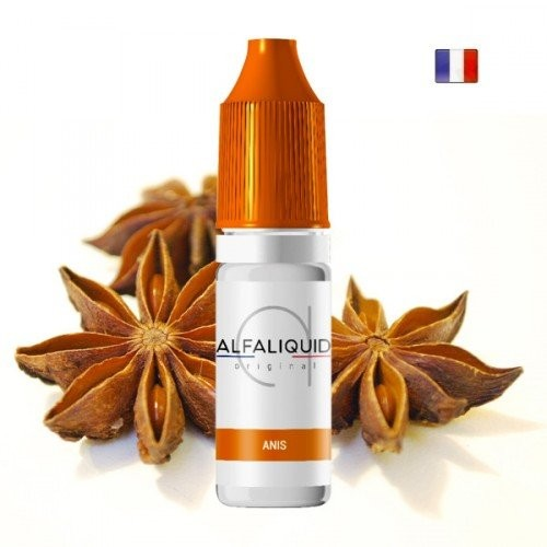 Alfaliquid - Anis 10ml