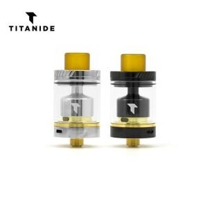 Titanide Leto MTL / RTA 22mm - single coil