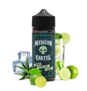 Eliquide Limonade Citron Vert Cactus 100ml Mexican Cartel