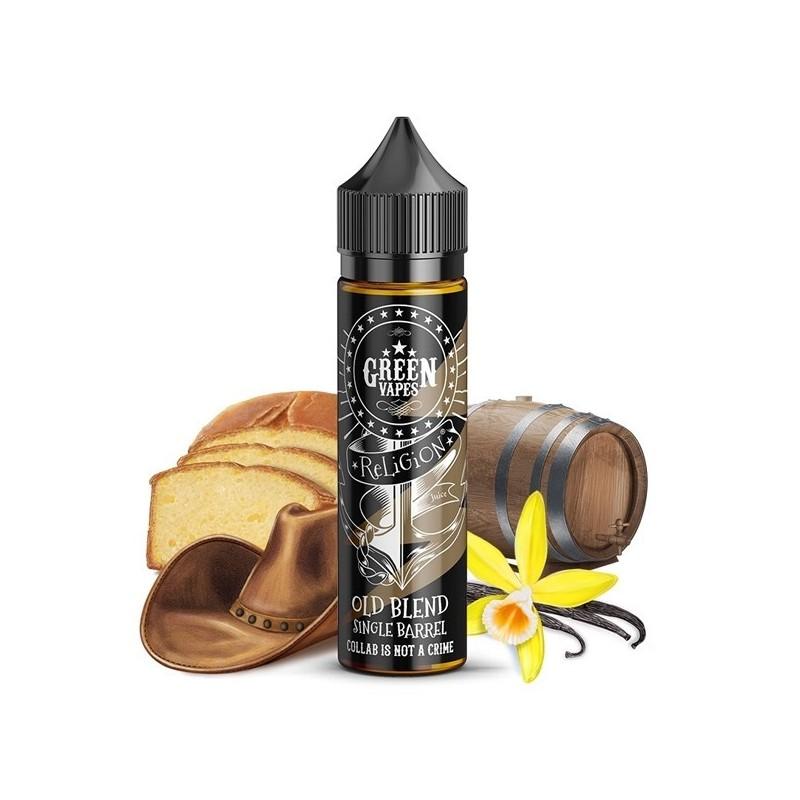 Old Blend 50ml Religion Juice x Green Vapes