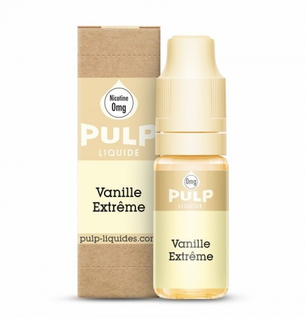 Vanille Extrême 10 ml Fr - Pulp