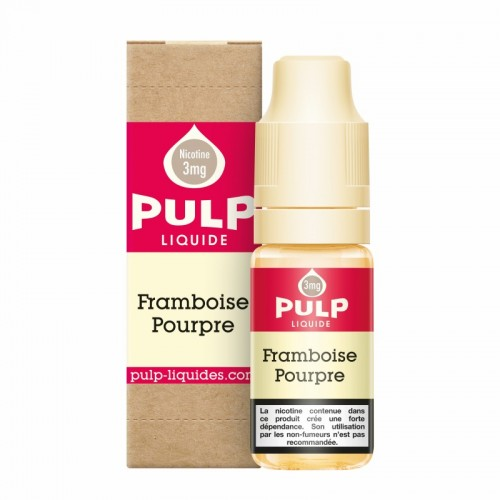 Framboise Pourpre - 10 Ml - Fr - Pulp