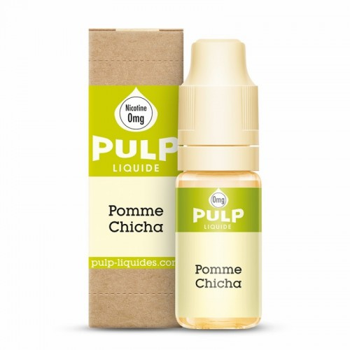 Pomme Chicha 10 ml Fr - Pulp