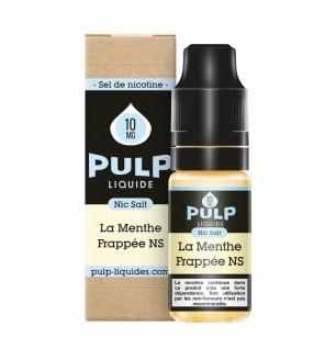 La Menthe Frappée - 10 ml - FR - PULP NIC SALT