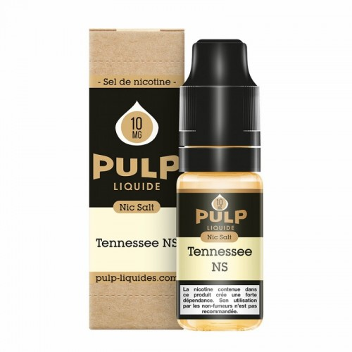 Tennessee -10 ml - FR - PULP NIC SALT