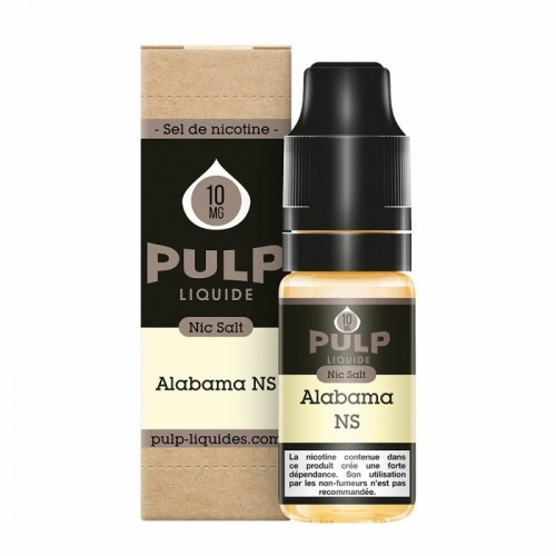 Alabama -10 ml - FR - PULP NIC SALT