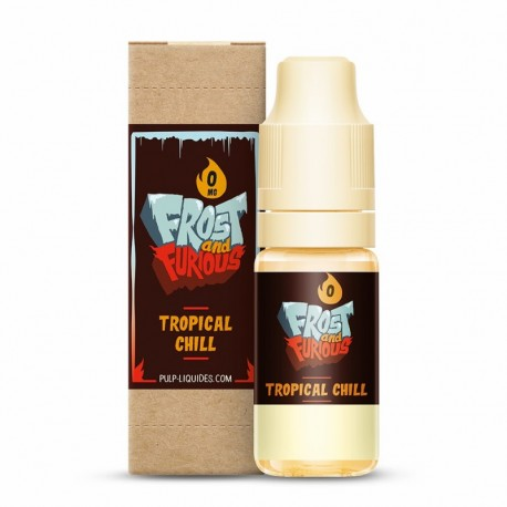 Tropical Chill - 10 ml - FRC - Frost & Furious by Pulp