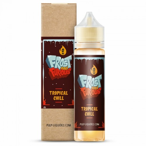 Tropical Chill - 50 ml - ZHC - Frost & Furious by Pulp