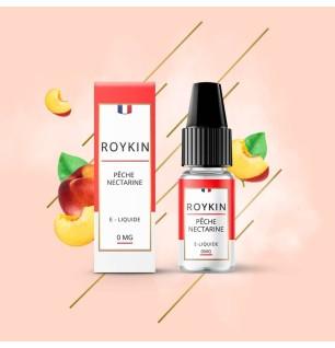 Roykin Pêche Nectarine - 10ml