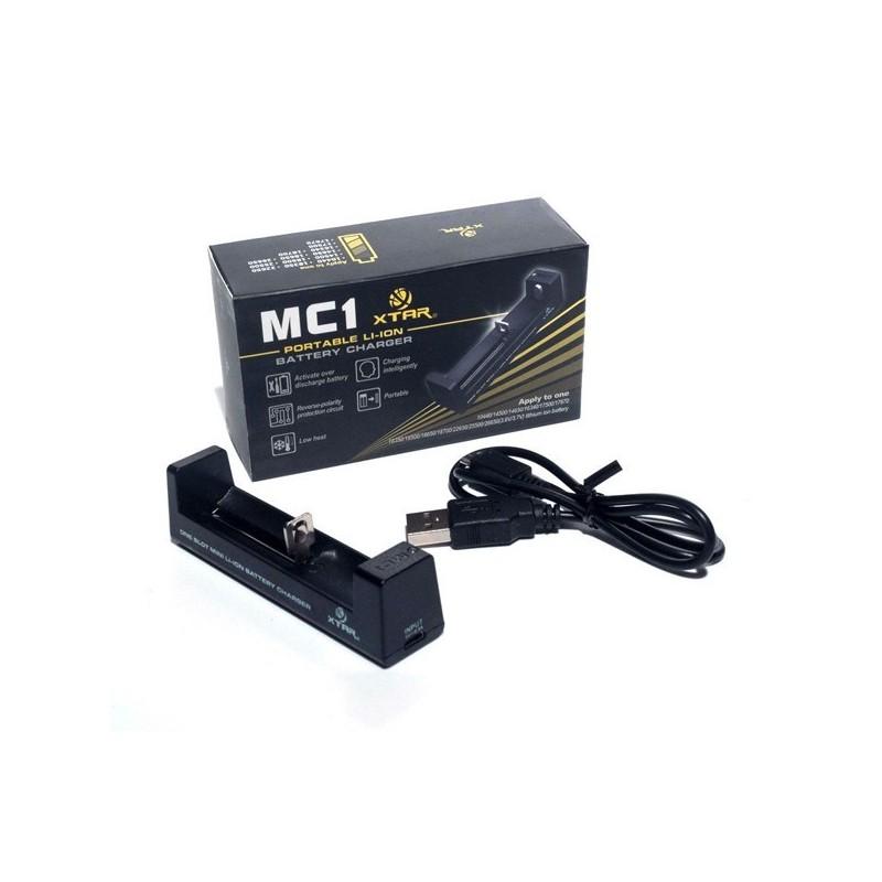 Chargeur accus MC1 XTAR