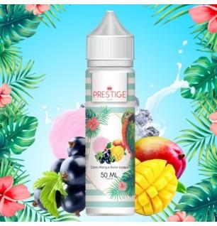 Prestige Fruits - Cassis Mangue Barbe à papa 50ml