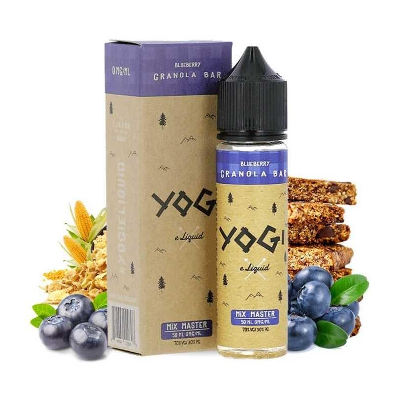 Yogi - Blueberry Granola 50ML